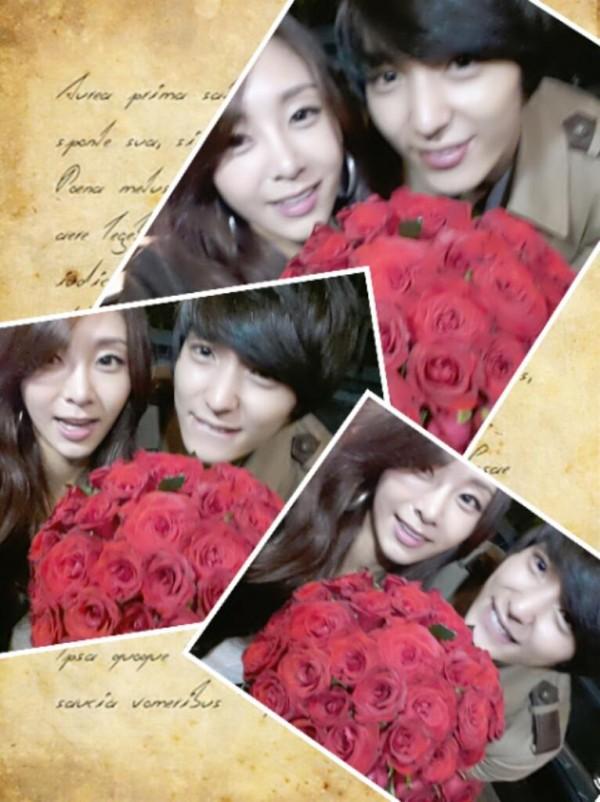 Jonghoon a yewon datování
